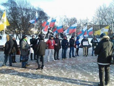 Подробности схода в Невинномыске 26.01.13: город превратили в концлагерь для Русских