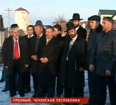 Хроники строительства Нового Хазарского Каганата: В Грозном построят большую синагогу