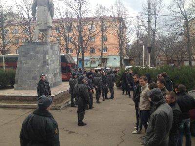 В Краснодаре произошла массовая драка Русских спортсменов и зрителей с дагестанскими спортсменами