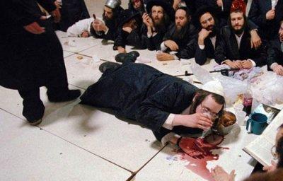 23 февраля и 8 марта – один еврейский праздник смерти - Пурим. /Обновлено/