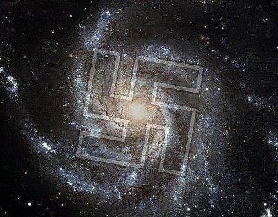 Народный ключ к познанию смыслов нацистской ярги (свастики)