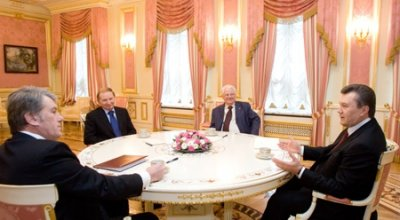 Украина – большой полигон для будущей евробойни Русов?