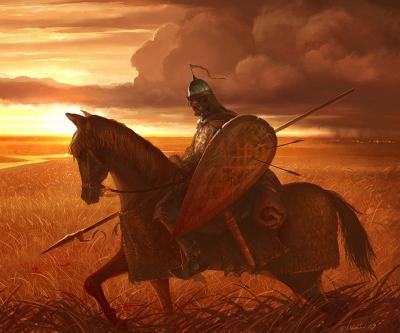Воинственность русского народа. Часть 1