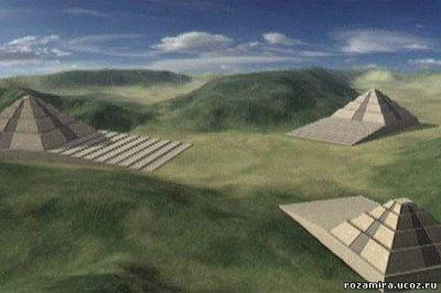 Пирамиды в Боснии выше египетских !
