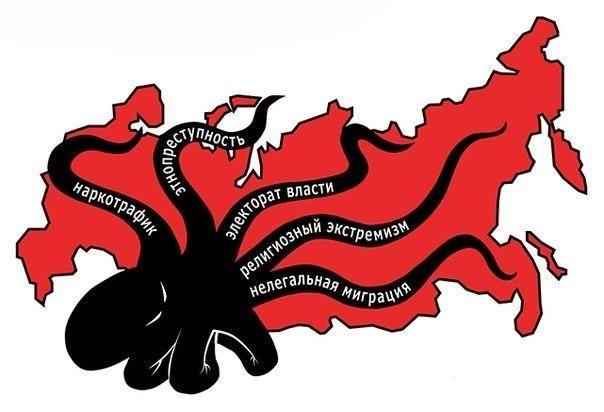 В Российской Федерации подвергаются геноциду только русские