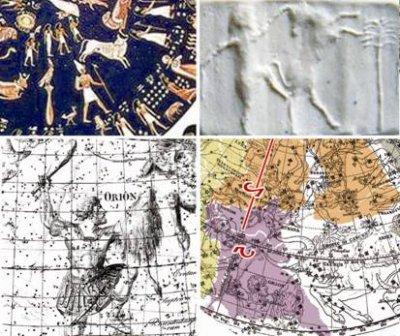 Древние печати как древние карты