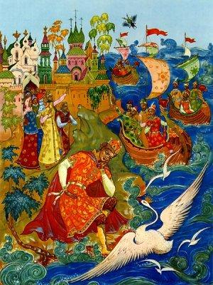 Сакральный смысл русских сказок