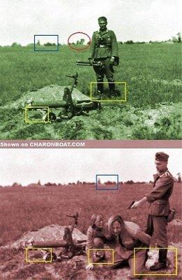 Удивителен каждый день!-Фотомонтаж как инструмент пропаганды.