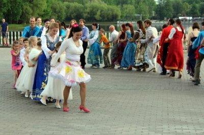 Семейный праздник, посвящённый Дню защиты детей (2 июня 2013 г., Москва)