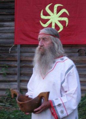 Ушел из жизни Волхв Доброслав (Добровольский Алексей Александрович)