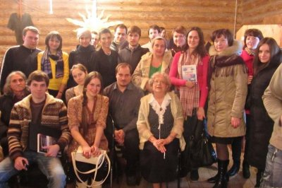 В Москве прошла встреча с Галиной Петровной Червонской