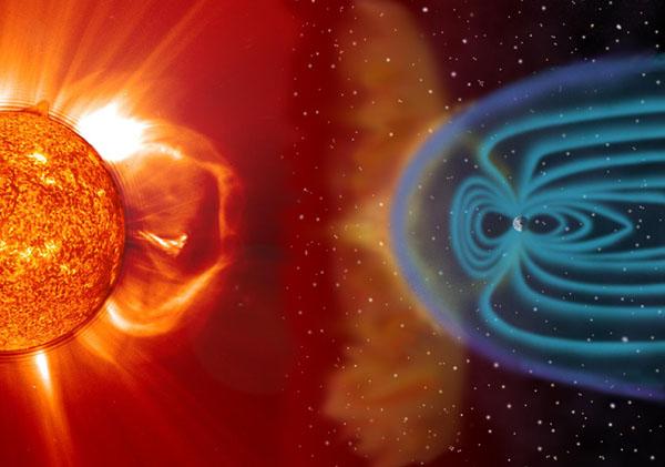 Магнитные бури Прогноз магнитных бурь