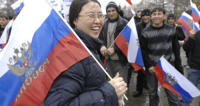 Русские не называют себя россиянами.