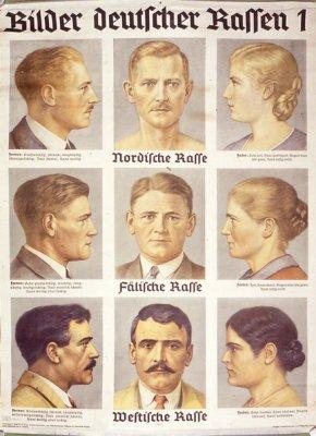 О принадлежности славян к арийской расе в официальной расовой политике Третьего Рейха