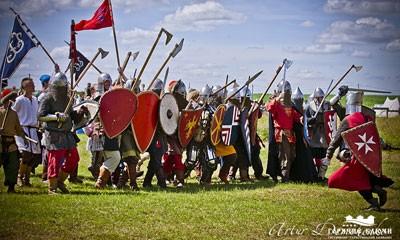 Исторический Фестиваль «Суздаль стародавний» 2013 (12, 13 июля 2013 г., Суздаль)