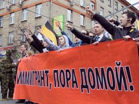 Народный сход в Твери 28 июля - против разгула преступности и за выселение мигрантов.