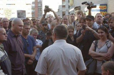 Народный сход в Санкт-Петербурге / Обновлено