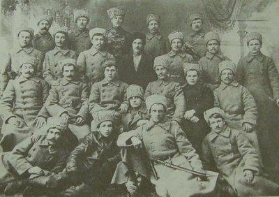 Рабочие против большевиков: Ижевское восстание