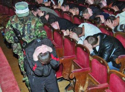 Расчлененные трупы - обычный итог русско-чеченских товарно-денежных отношений.