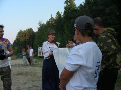 Славянский воинский фестиваль «Перуница» прошел 10-11 августа
