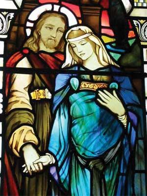ПРАВДА О ВОЛХВЕ ХРИСТЕ-РАДОМИРЕ И ЕГО СУПРУГЕ ВОЛХВЕ МАГДАЛИНЕ.