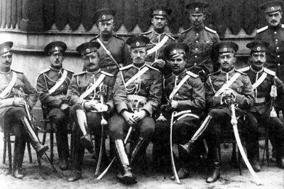 Честь Русского офицера