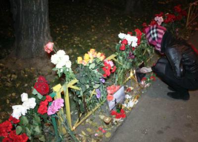 Русская молодёжь вышла на улицы Москвы с требованием прекратить беспредел инородцев / Обновление