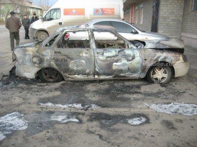 В Ростове жгут машины с кавказскими номерами