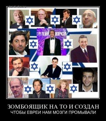 Еврейская оккупация России