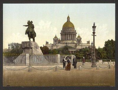 Галерея литографий ушедшей империи