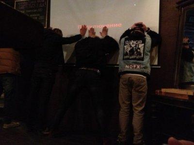 Полиция в Рязани зверски избивает молодежь