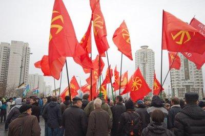 """Рассказ о том как """"креативный класс"""" сходил на Русский марш и ему понравилось"""