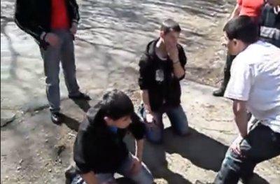 Кавказцы и евреи избивали подростков со словами: «Хабаровск для кавказцев и Израиля»