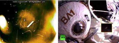 Свидетелями выноса факела Олимпиады в открытый космос стали не менее 25 НЛО