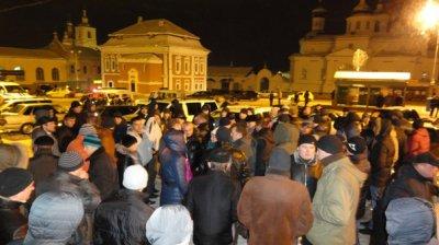 На Народном Сходе в Арзамасе требовали закрытия всех неславянских кафе и магазинов