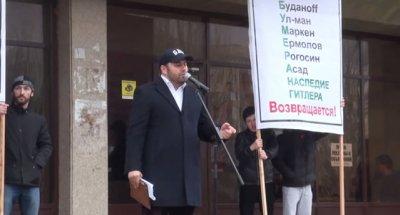 Исламисты заявляют, что они власть в России и планируют в Москве большой митинг