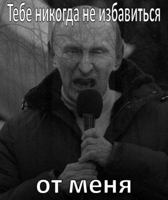 Истерия Путинойдов зашкаливает.