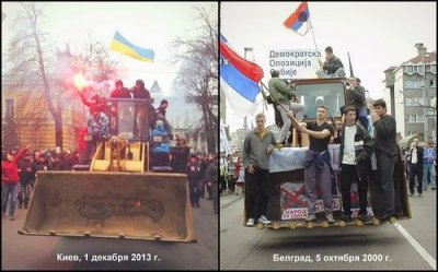 О событиях в Киеве