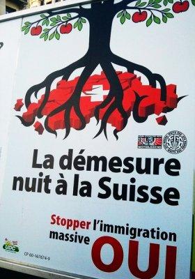 Консервативная Швейцария против либерального Евросоюза