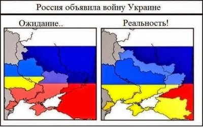 Украина - крушение Путина