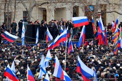 Восстание Русских в Крыму