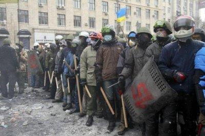 """""""Правый сектор"""" набирает россиян для борьбы против режима Путина."""