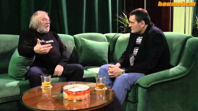 Интервью с Сергеем Стрижаком. Почему запретили документальное кино истории славян.
