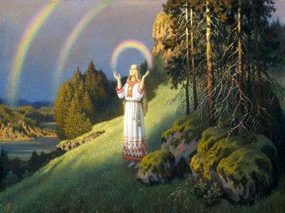 В понедельник, 24 марта с 19:00 до 22:30 состоится занятие по системе Рада, основанной на древнеславянских практиках