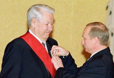 У элит России всё по-дружески