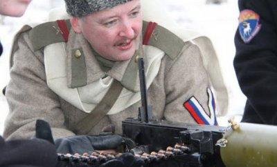Начальник самообороны Славянска против большевизма