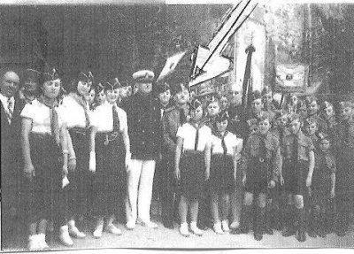 Органицация «Юный Доброволец» во Франции и её руководители Богуславский В.А. и Григорович-Барский А.Б.