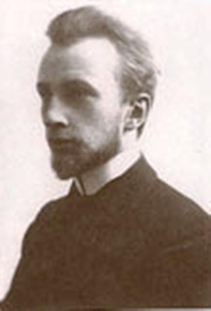 Иван Ильин в 1909 году.