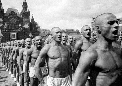 Советский народ - культурная или расово-антропологическая общность?