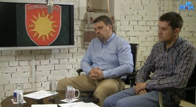 Один из руководителей ополчения ЛНР о боевых действиях в Новороссии